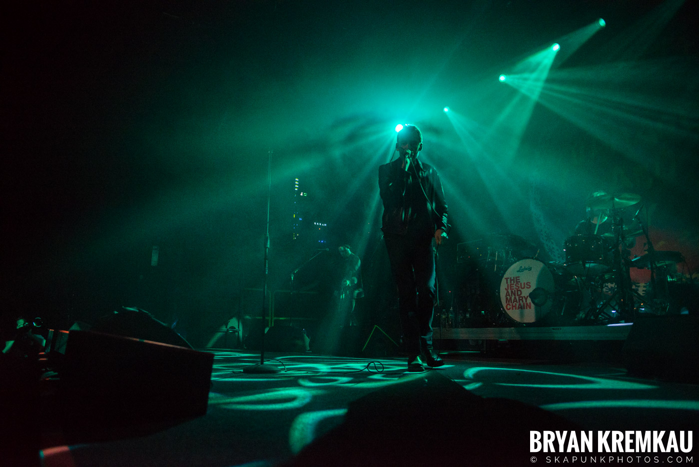 The Jesus and Mary Chain @ Brooklyn Steel, NY - 5.14.17 (13)