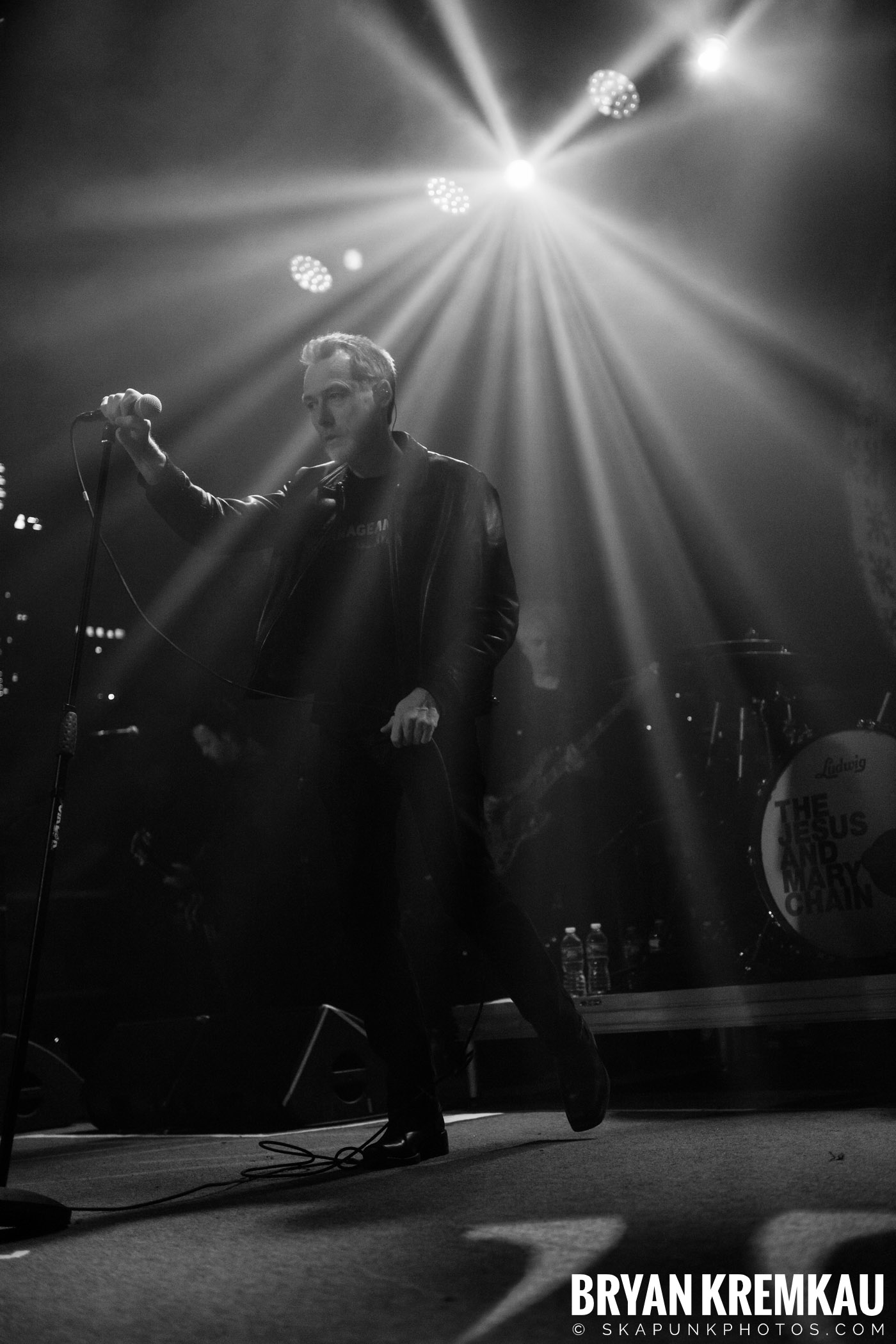 The Jesus and Mary Chain @ Brooklyn Steel, NY - 5.14.17 (4)