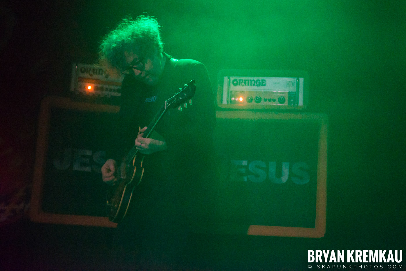 The Jesus and Mary Chain @ Brooklyn Steel, NY - 5.14.17 (3)