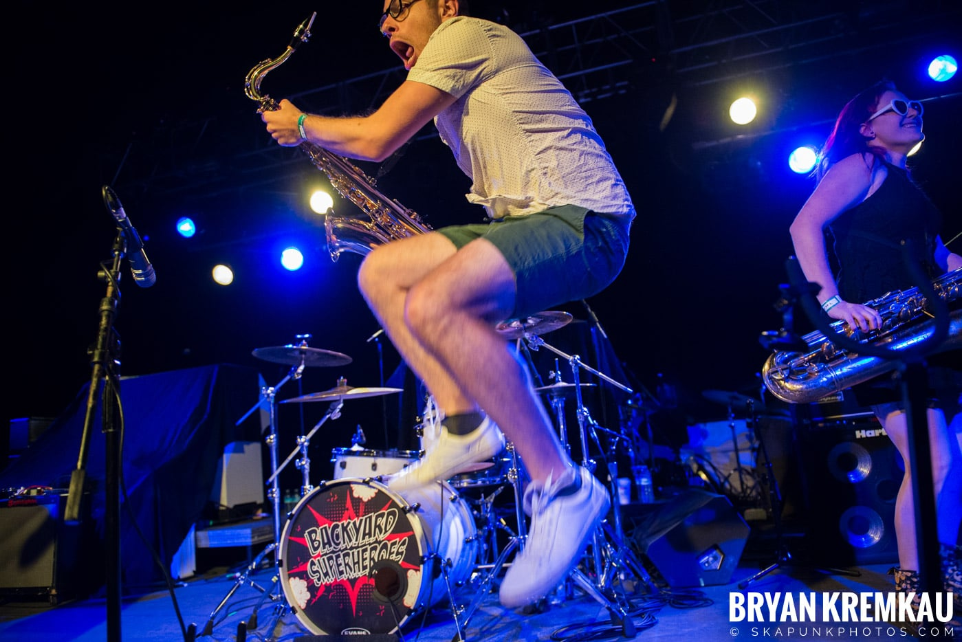 Backyard Superheroes @ Starland Ballroom, Sayreville, NJ - 7.29.17 (26)