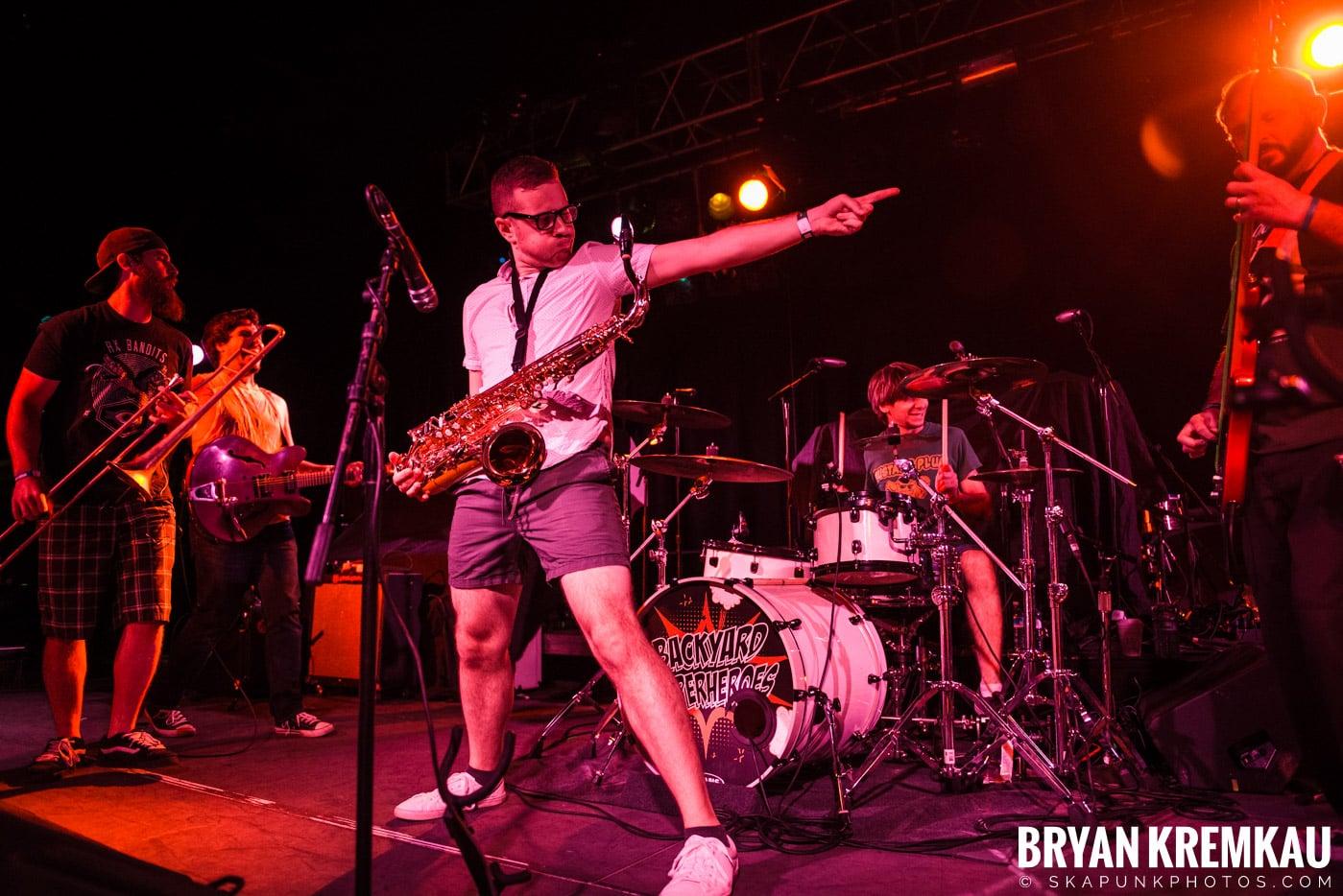 Backyard Superheroes @ Starland Ballroom, Sayreville, NJ - 7.29.17 (24)