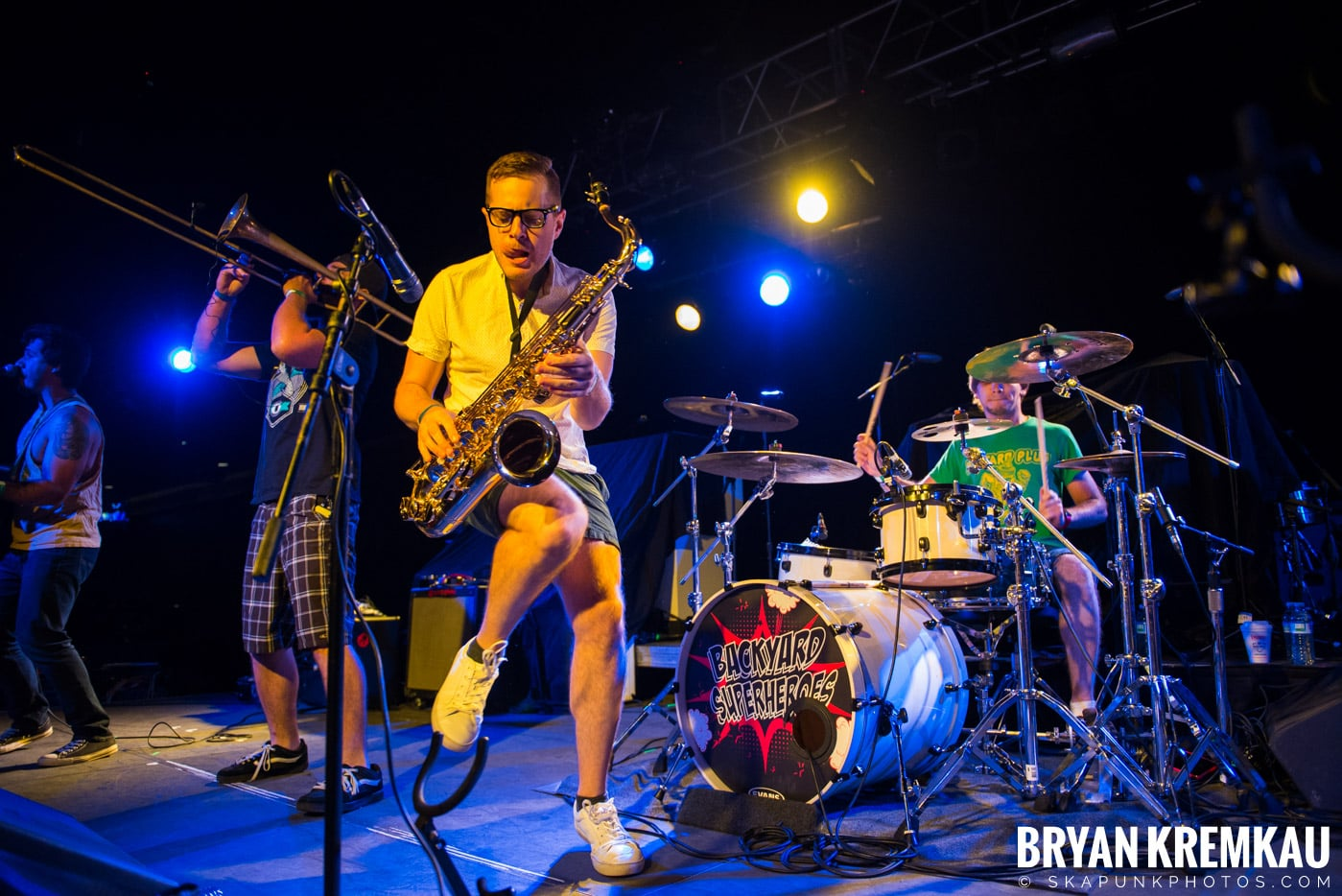 Backyard Superheroes @ Starland Ballroom, Sayreville, NJ - 7.29.17 (21)
