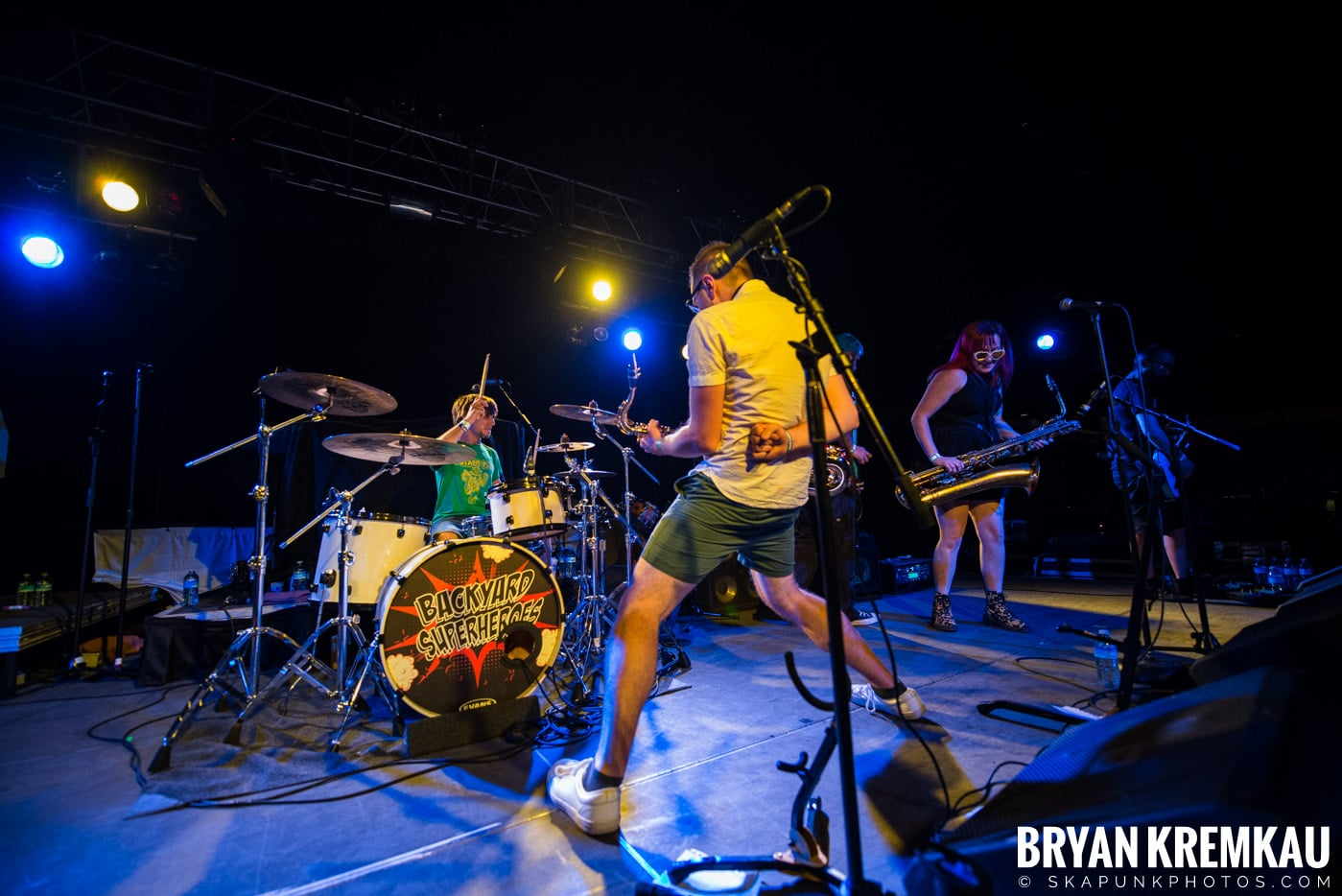 Backyard Superheroes @ Starland Ballroom, Sayreville, NJ - 7.29.17 (16)