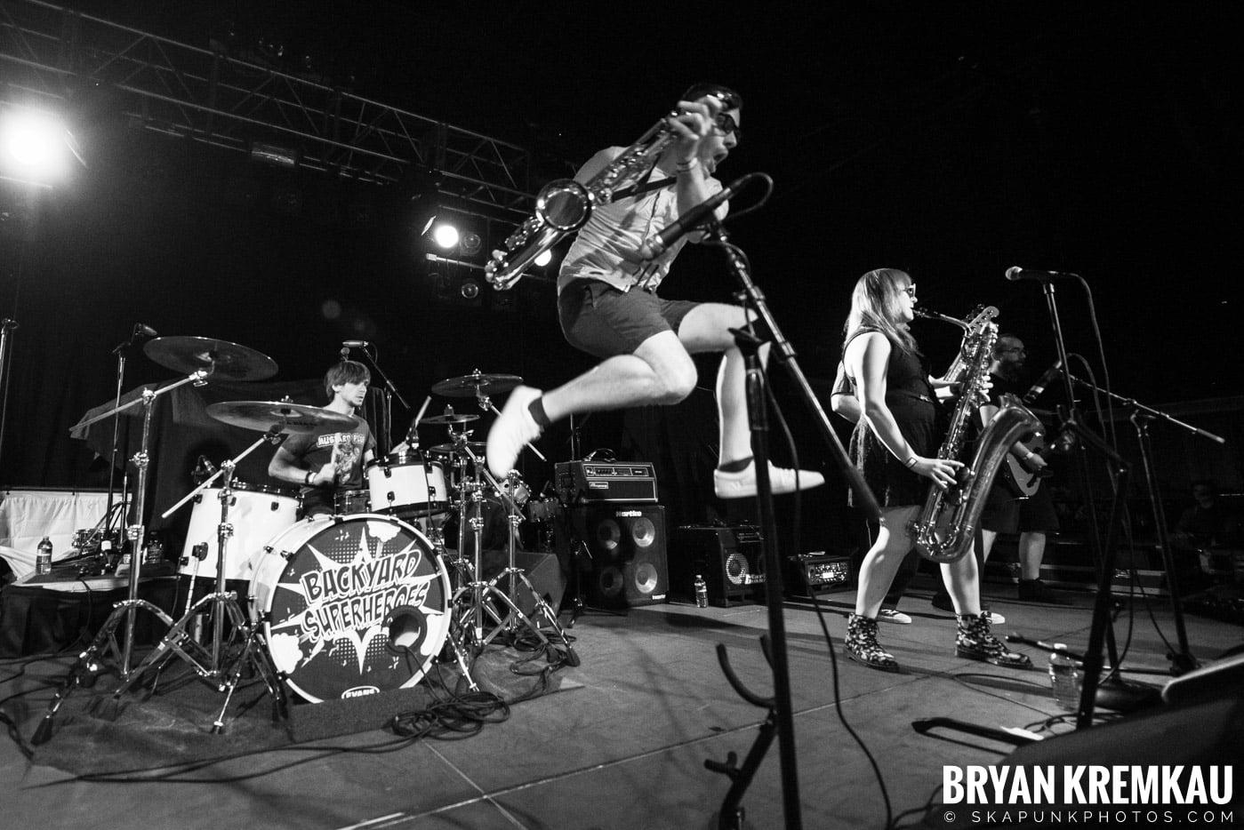 Backyard Superheroes @ Starland Ballroom, Sayreville, NJ - 7.29.17 (15)