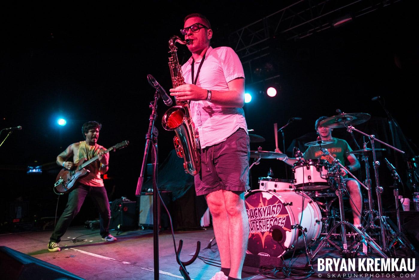 Backyard Superheroes @ Starland Ballroom, Sayreville, NJ - 7.29.17 (5)