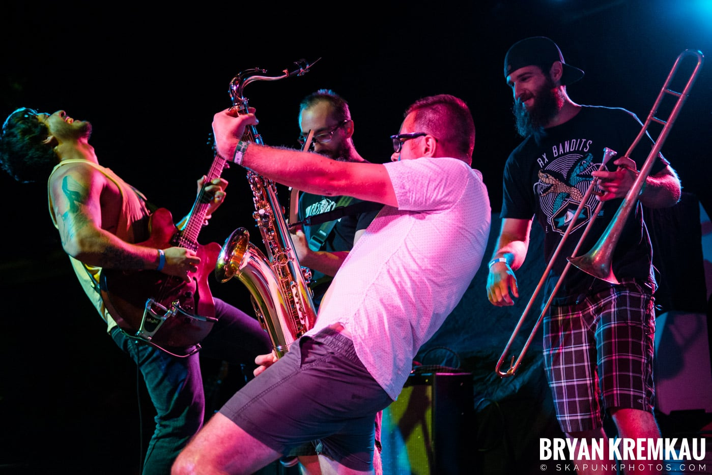 Backyard Superheroes @ Starland Ballroom, Sayreville, NJ - 7.29.17 (2)