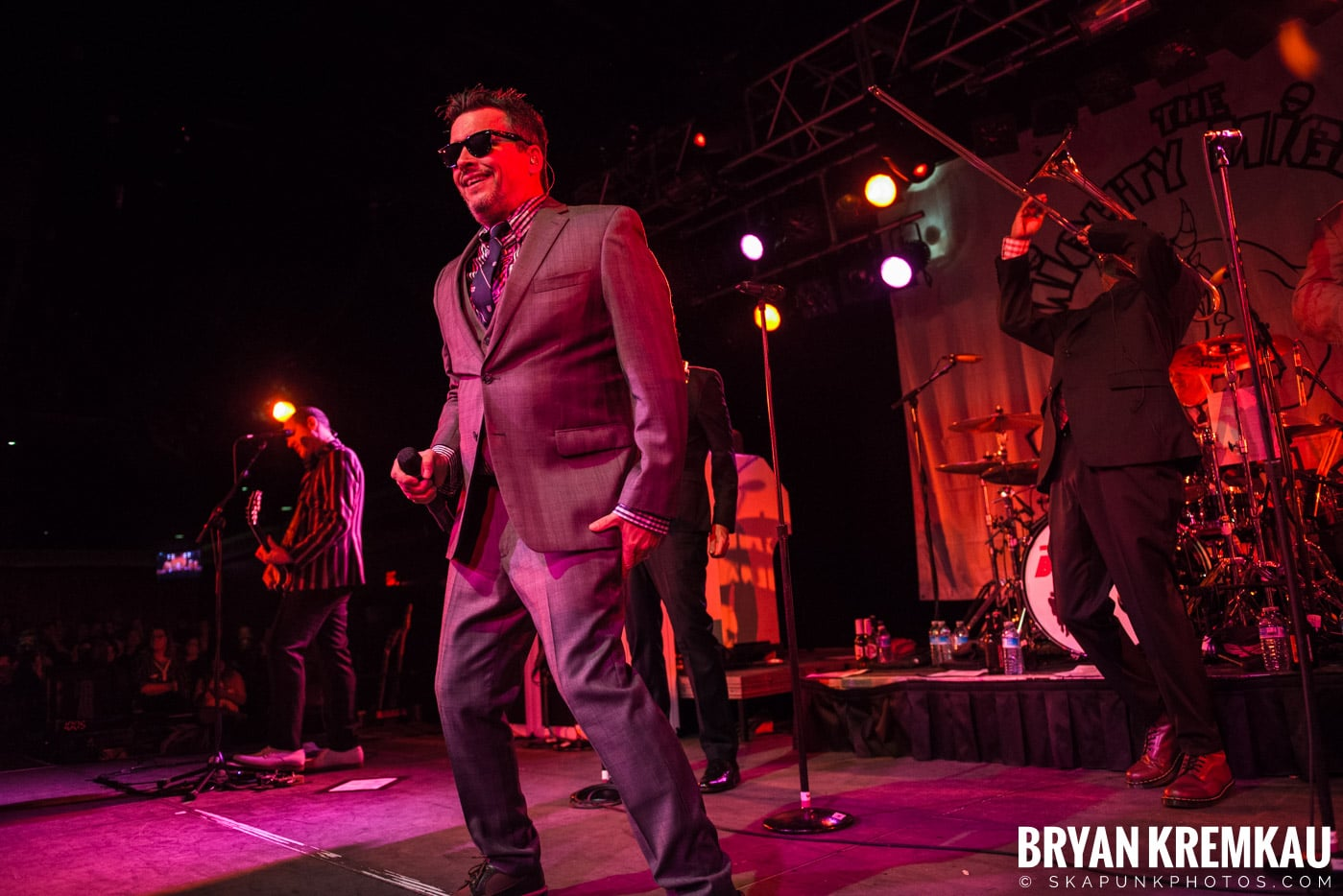 Mighty Mighty Bosstones @ Starland Ballroom, Sayreville, NJ - 7.29.17 (17)