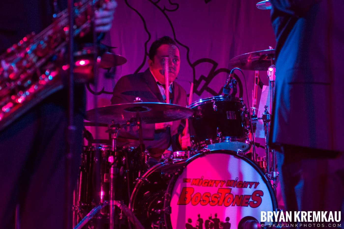 Mighty Mighty Bosstones @ Starland Ballroom, Sayreville, NJ - 7.29.17 (7)