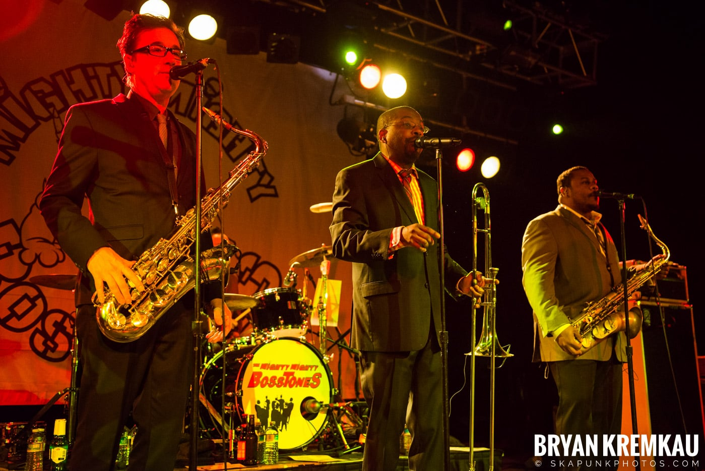 Mighty Mighty Bosstones @ Starland Ballroom, Sayreville, NJ - 7.29.17 (2)