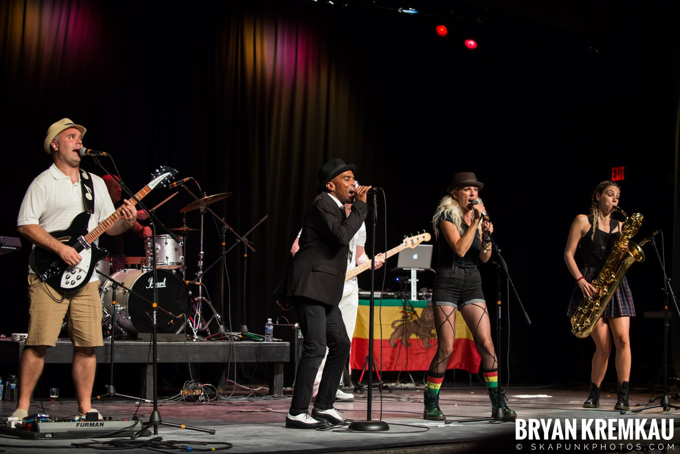 Rude Boy George @ Oskar Schindler Performing Arts Center, West Orange, NJ - 8.19.17 (42)