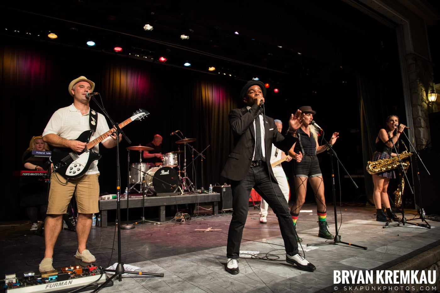 Rude Boy George @ Oskar Schindler Performing Arts Center, West Orange, NJ - 8.19.17 (10)