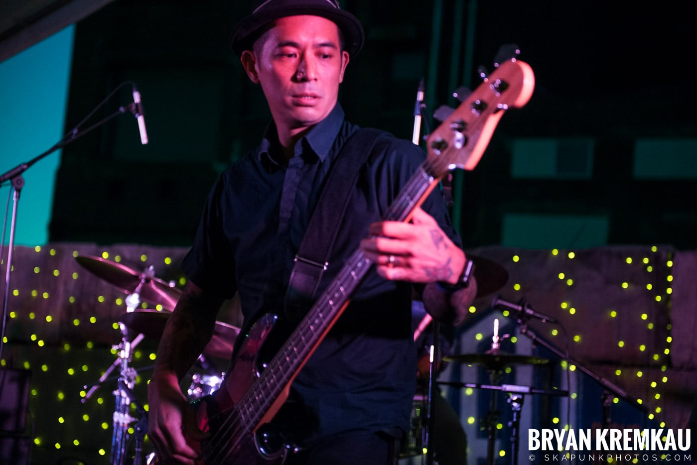 Shy Ronnie and The Stylees @ The Well, Brooklyn, NY - 9.8.17 (22)