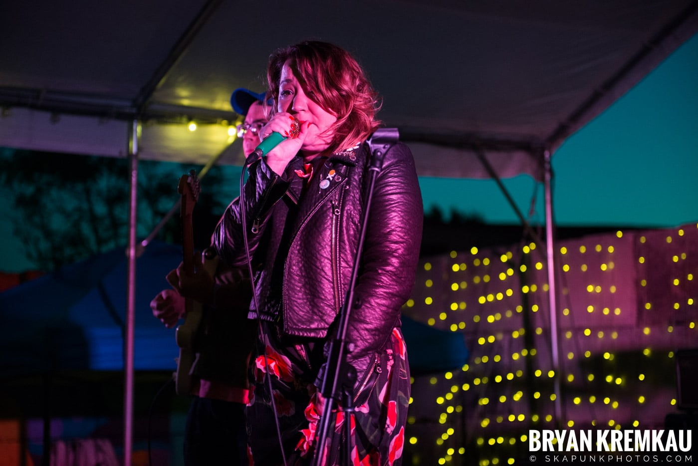 Shy Ronnie and The Stylees @ The Well, Brooklyn, NY - 9.8.17 (21)