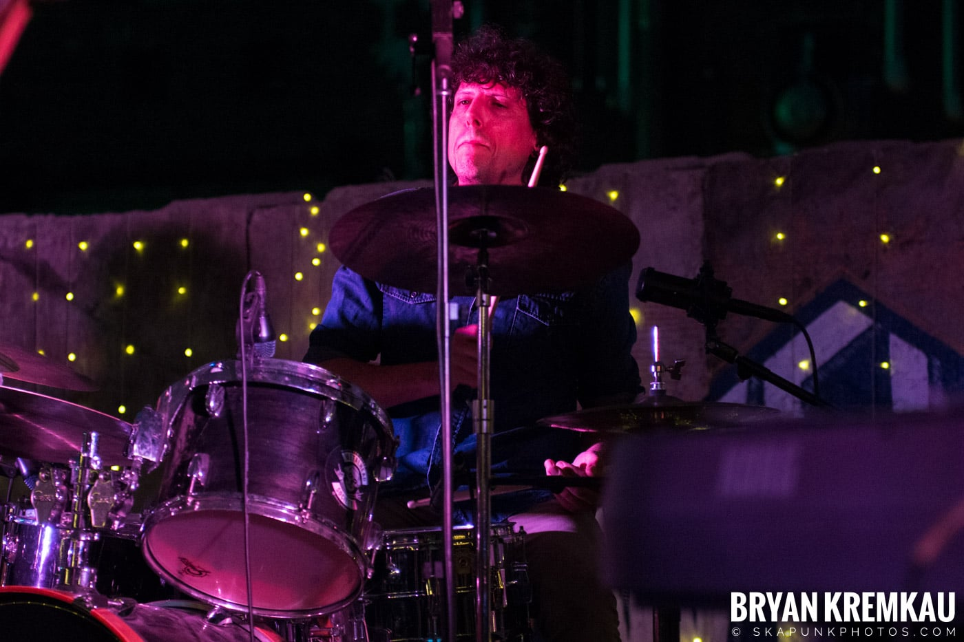 Shy Ronnie and The Stylees @ The Well, Brooklyn, NY - 9.8.17 (17)