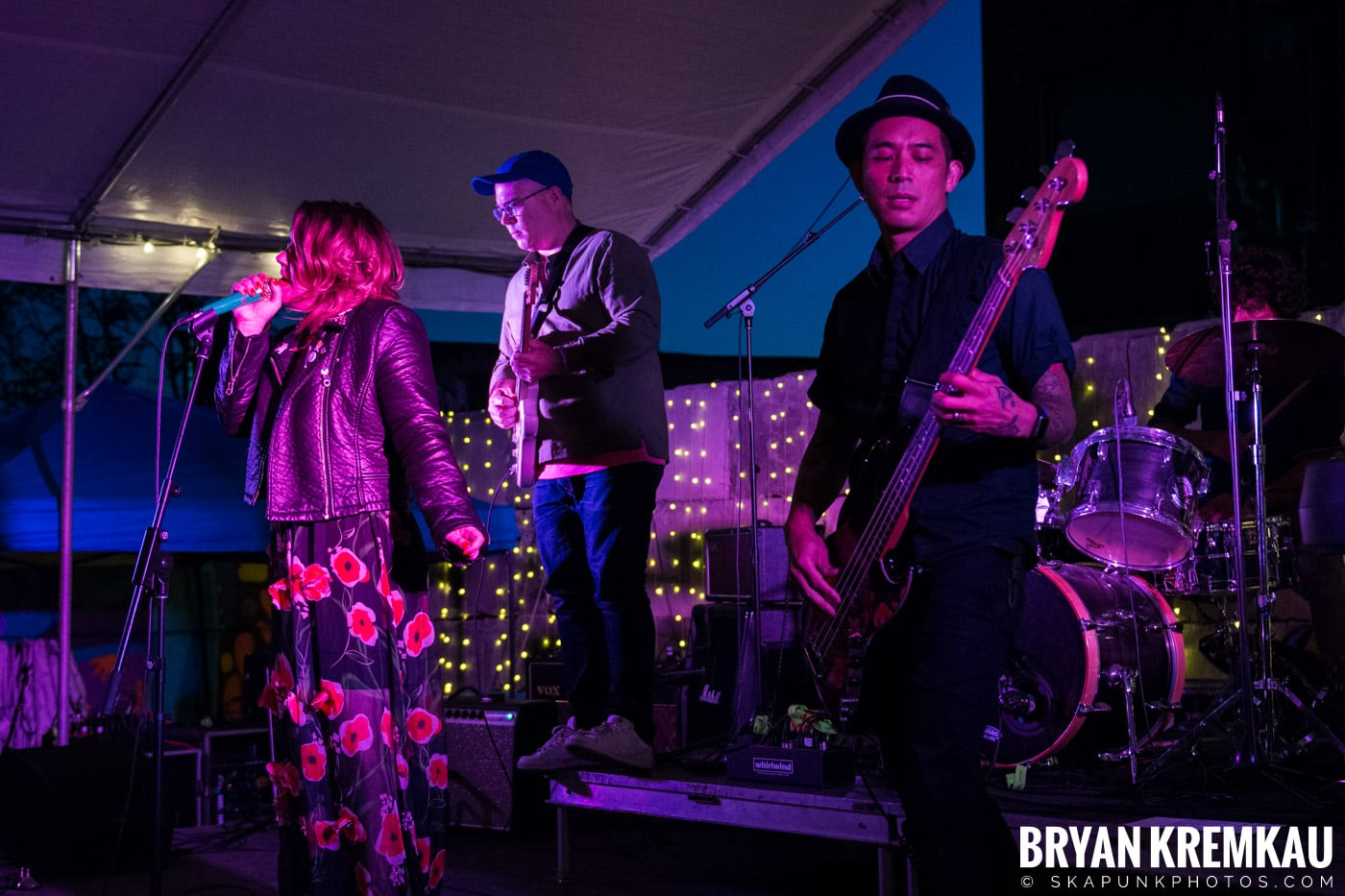 Shy Ronnie and The Stylees @ The Well, Brooklyn, NY - 9.8.17 (13)