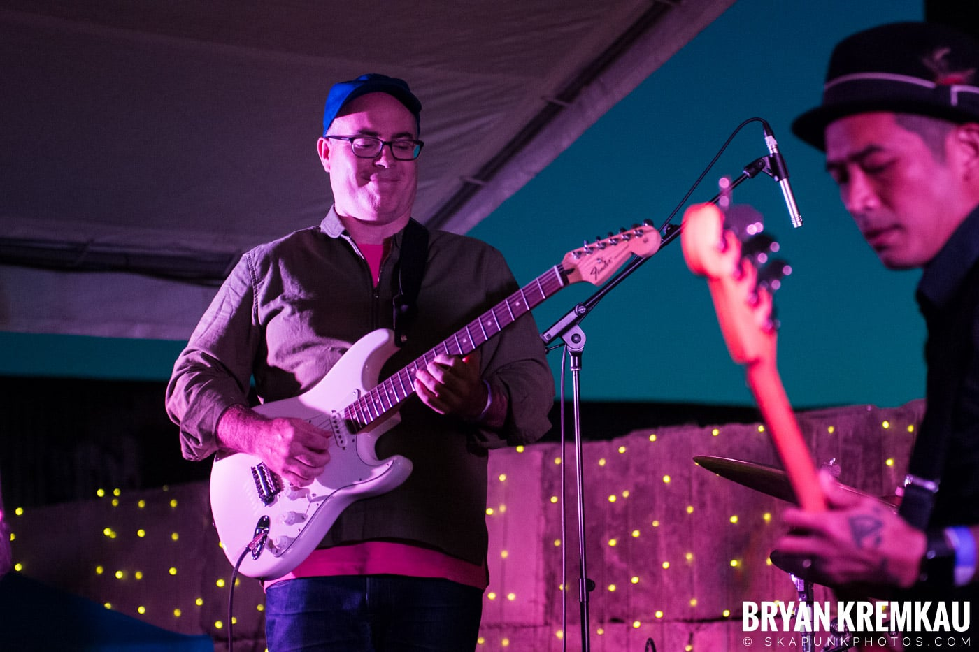 Shy Ronnie and The Stylees @ The Well, Brooklyn, NY - 9.8.17 (12)