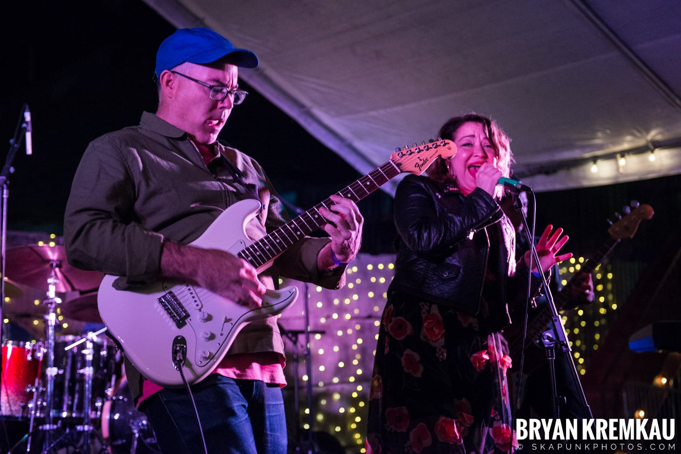 Shy Ronnie and The Stylees @ The Well, Brooklyn, NY - 9.8.17 (8)