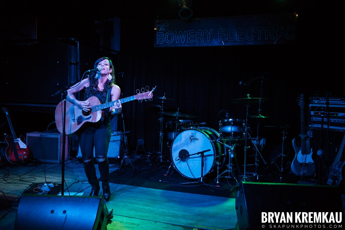 Alana Sweetwater @ The Bowery Electric, NYC - 9.29.17 (10)