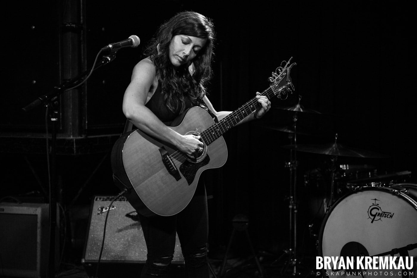 Alana Sweetwater @ The Bowery Electric, NYC - 9.29.17 (8)