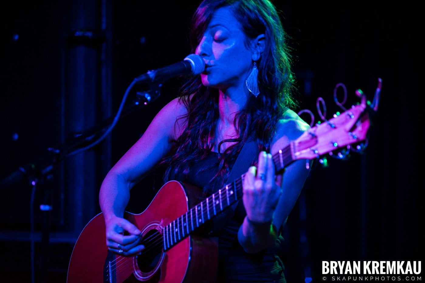 Alana Sweetwater @ The Bowery Electric, NYC - 9.29.17 (7)