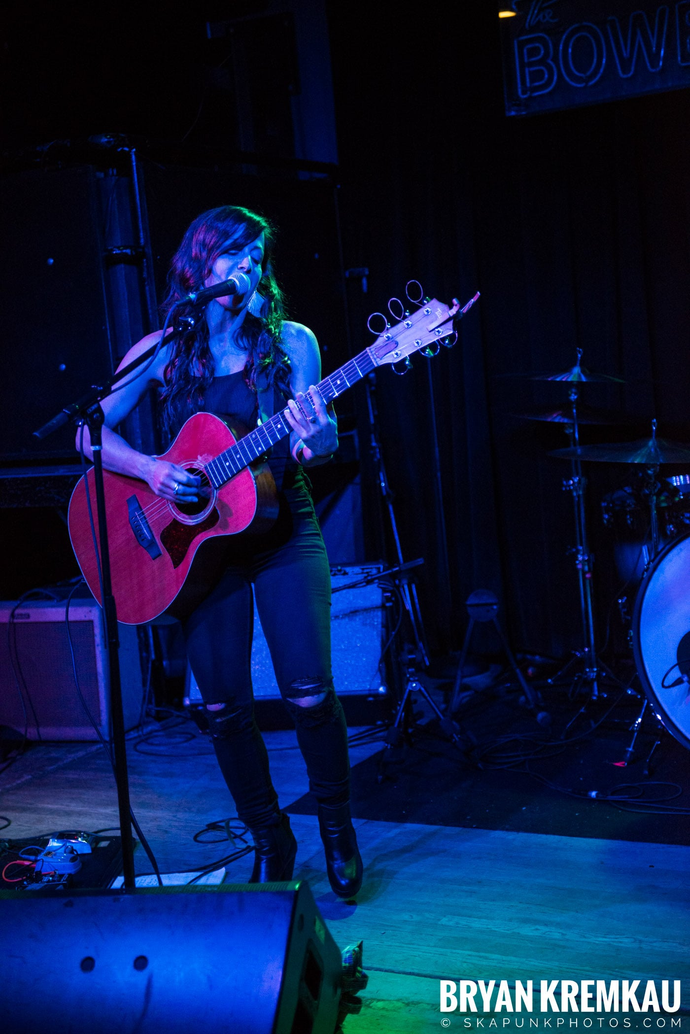 Alana Sweetwater @ The Bowery Electric, NYC - 9.29.17 (5)