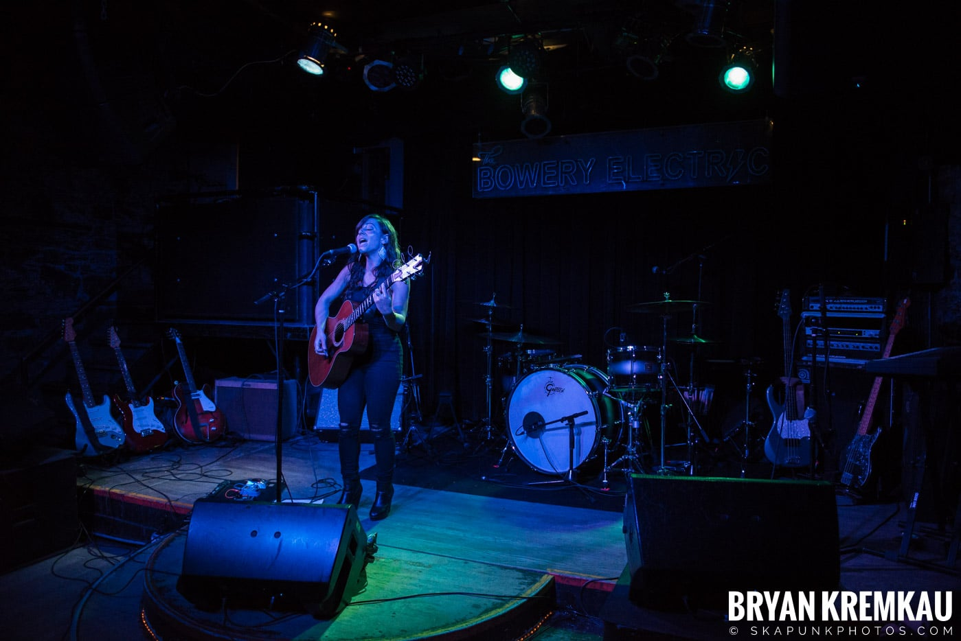 Alana Sweetwater @ The Bowery Electric, NYC - 9.29.17 (4)