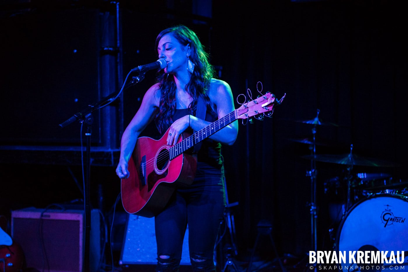 Alana Sweetwater @ The Bowery Electric, NYC - 9.29.17 (3)