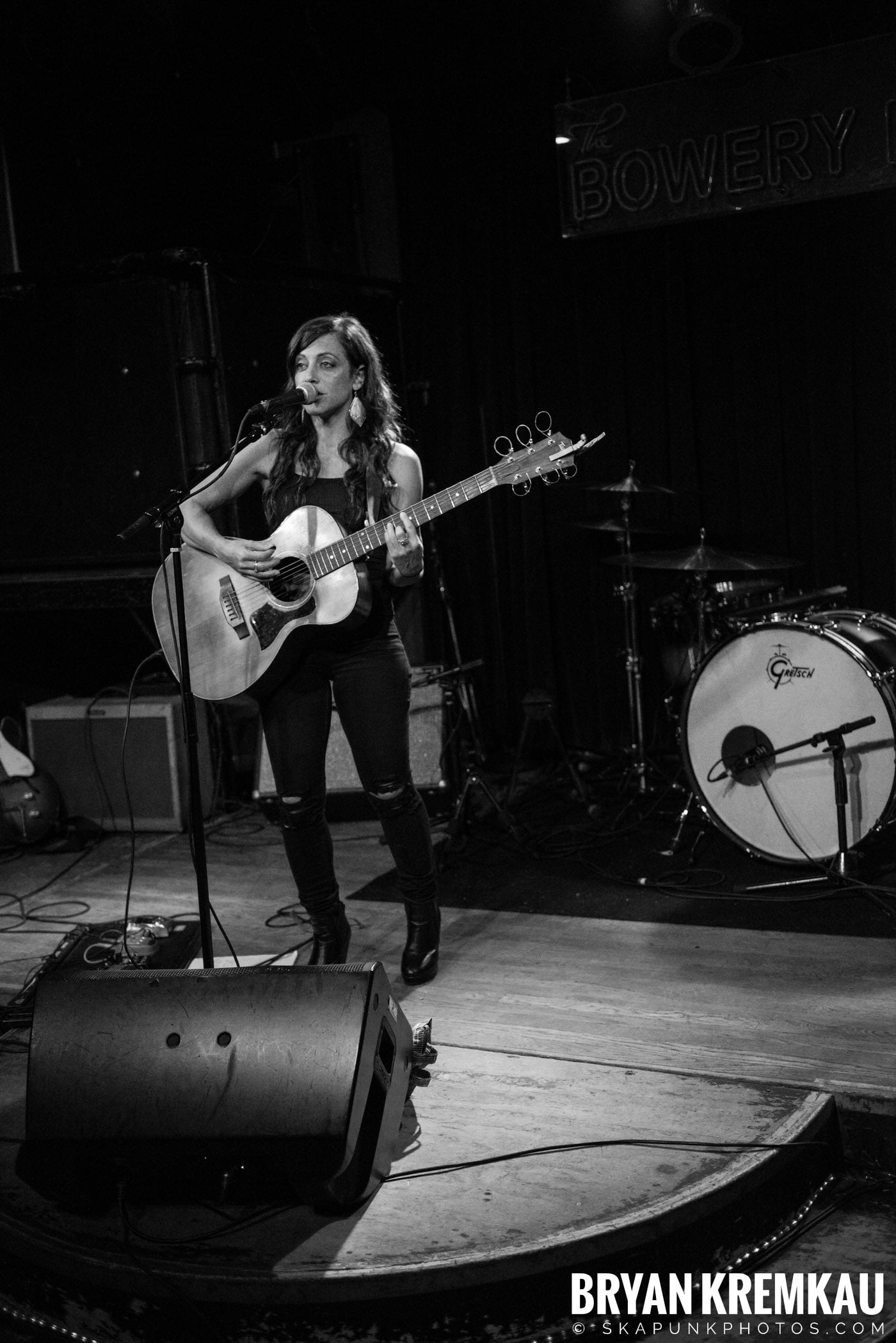 Alana Sweetwater @ The Bowery Electric, NYC - 9.29.17 (2)