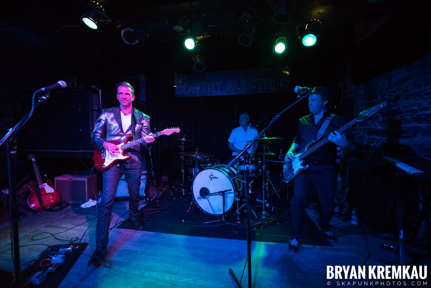 The Push Stars @ The Bowery Electric, NYC - 9.29.17 (43)