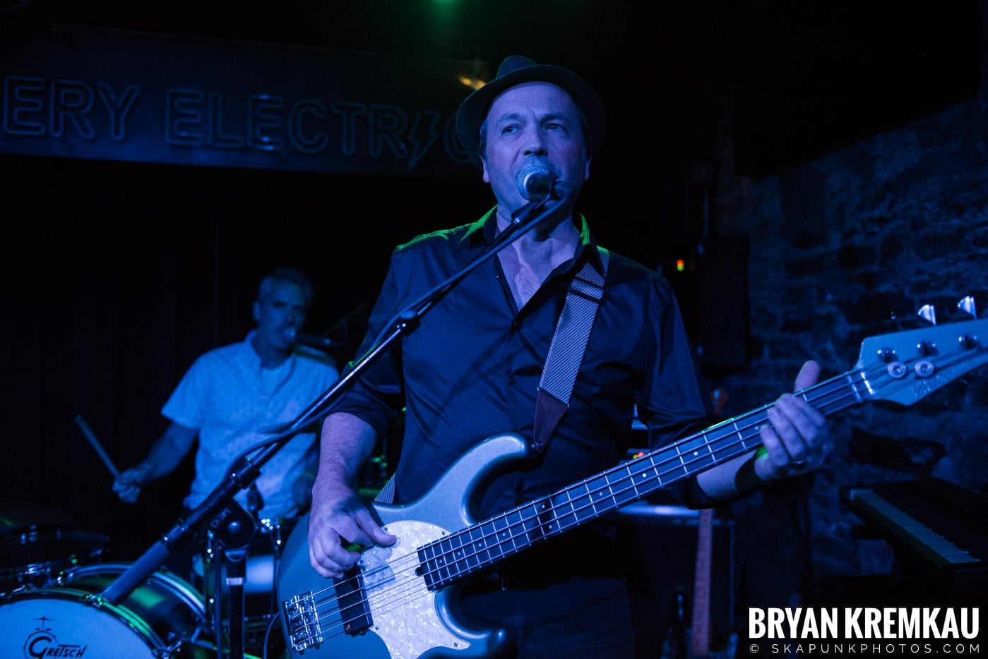 The Push Stars @ The Bowery Electric, NYC - 9.29.17 (39)