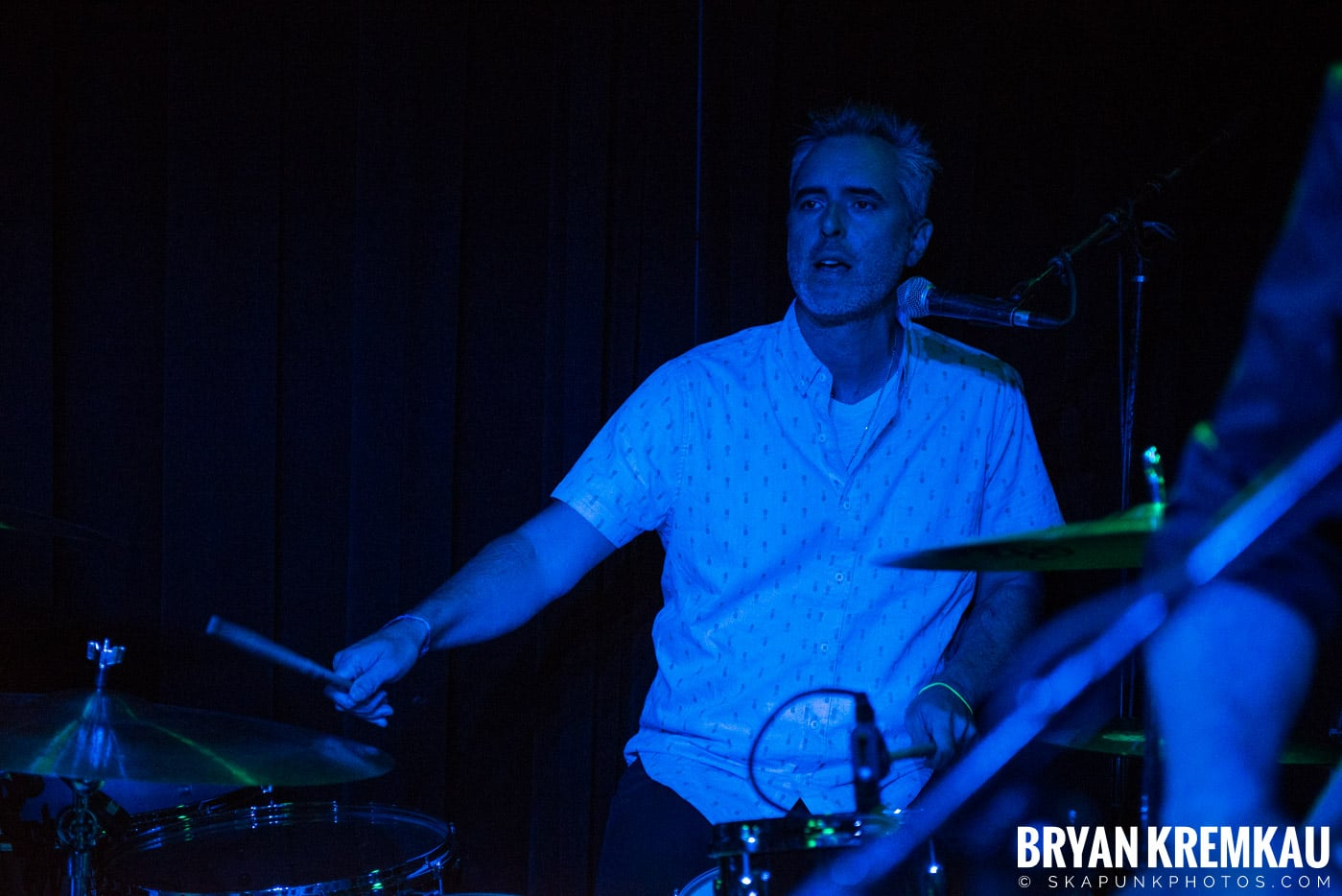 The Push Stars @ The Bowery Electric, NYC - 9.29.17 (38)
