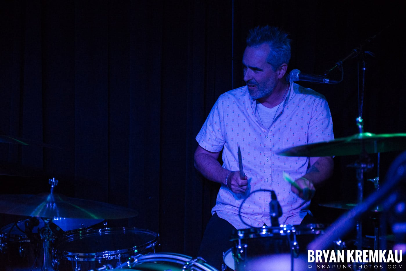 The Push Stars @ The Bowery Electric, NYC - 9.29.17 (37)