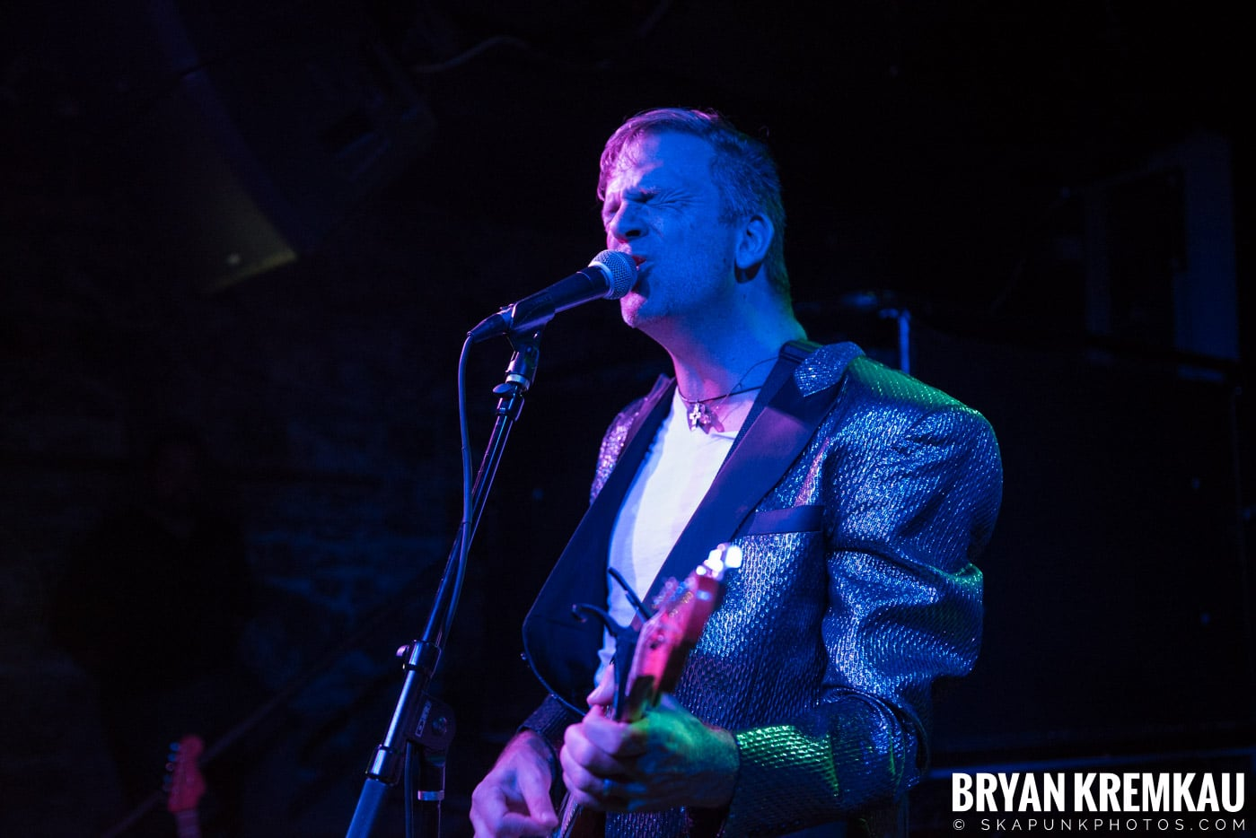 The Push Stars @ The Bowery Electric, NYC - 9.29.17 (36)