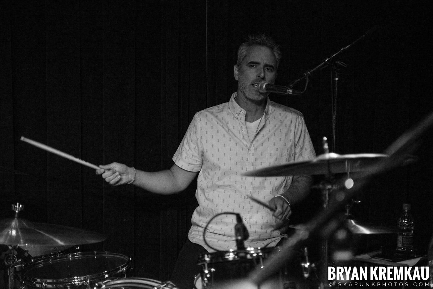 The Push Stars @ The Bowery Electric, NYC - 9.29.17 (35)