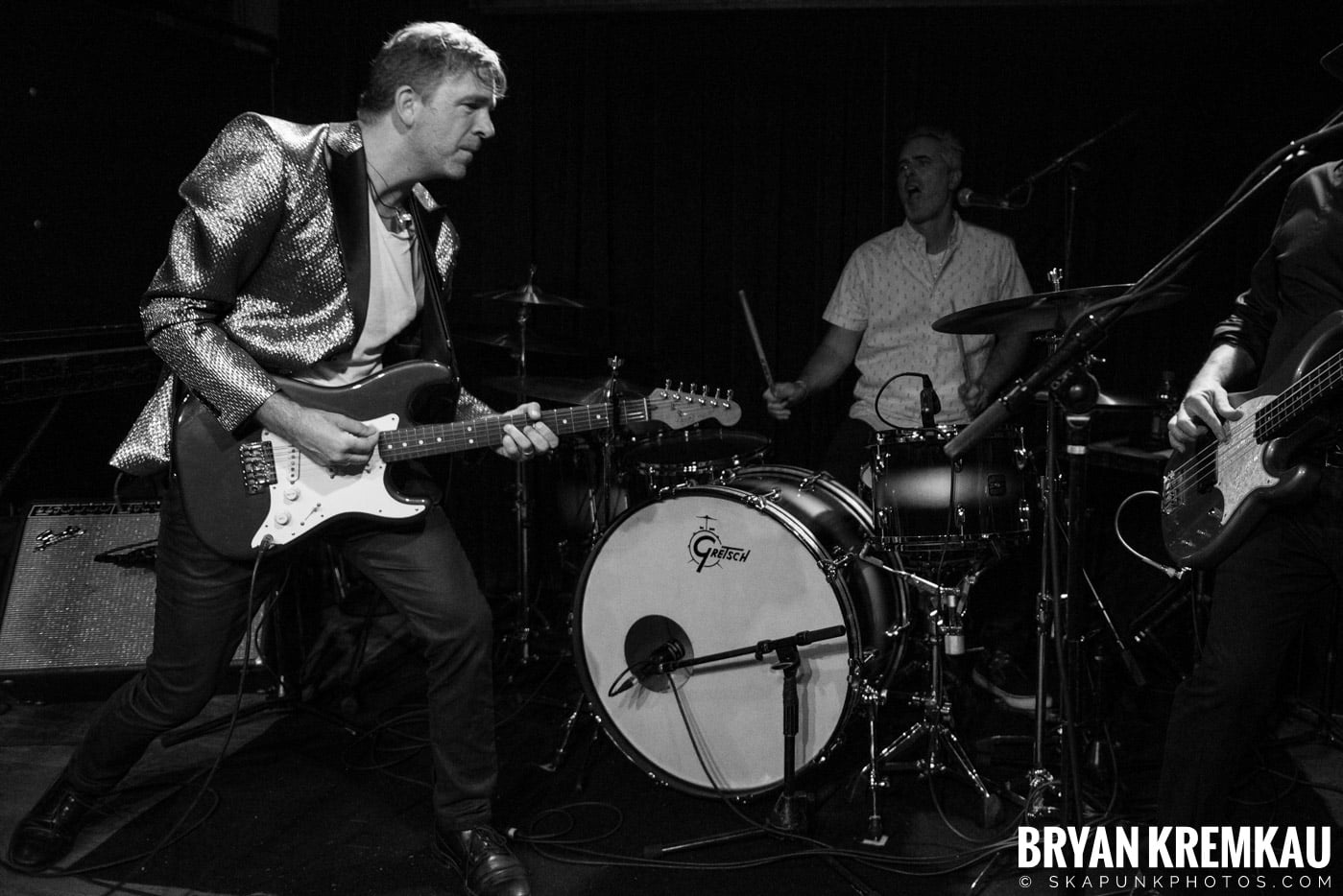 The Push Stars @ The Bowery Electric, NYC - 9.29.17 (31)