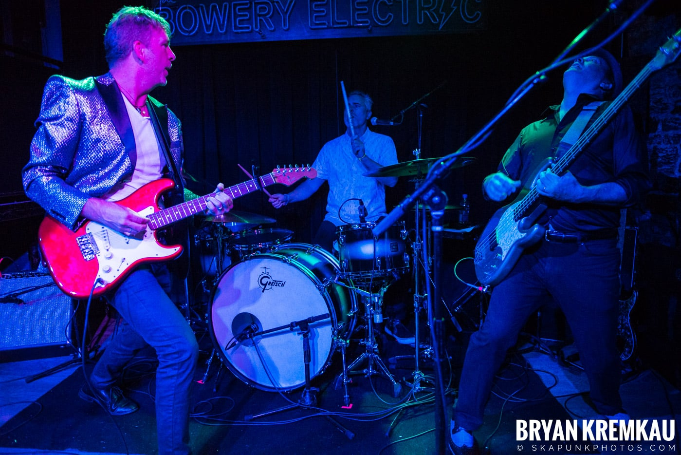 The Push Stars @ The Bowery Electric, NYC - 9.29.17 (29)