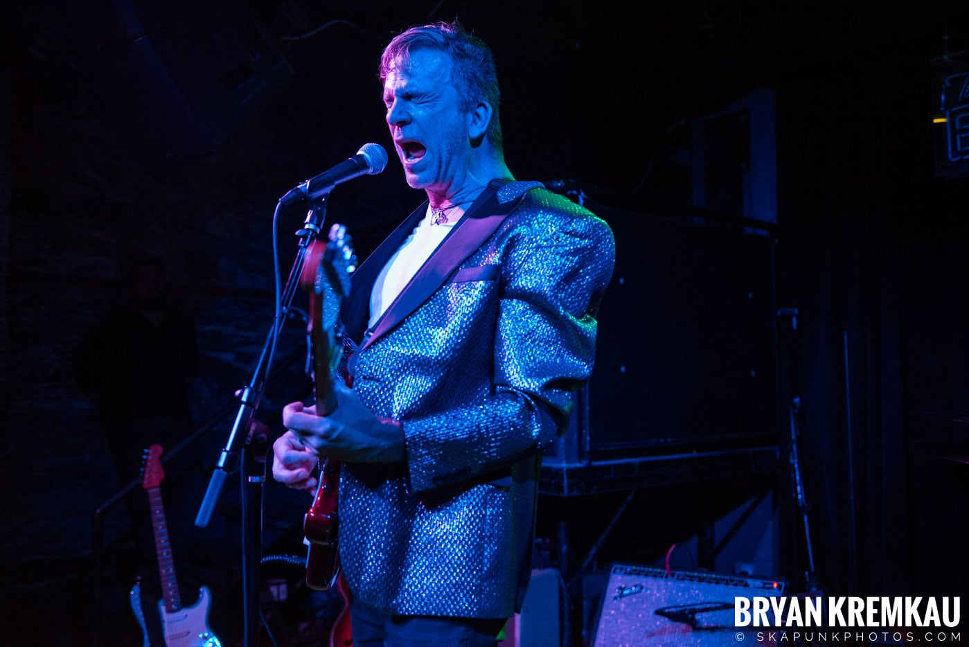 The Push Stars @ The Bowery Electric, NYC - 9.29.17 (28)