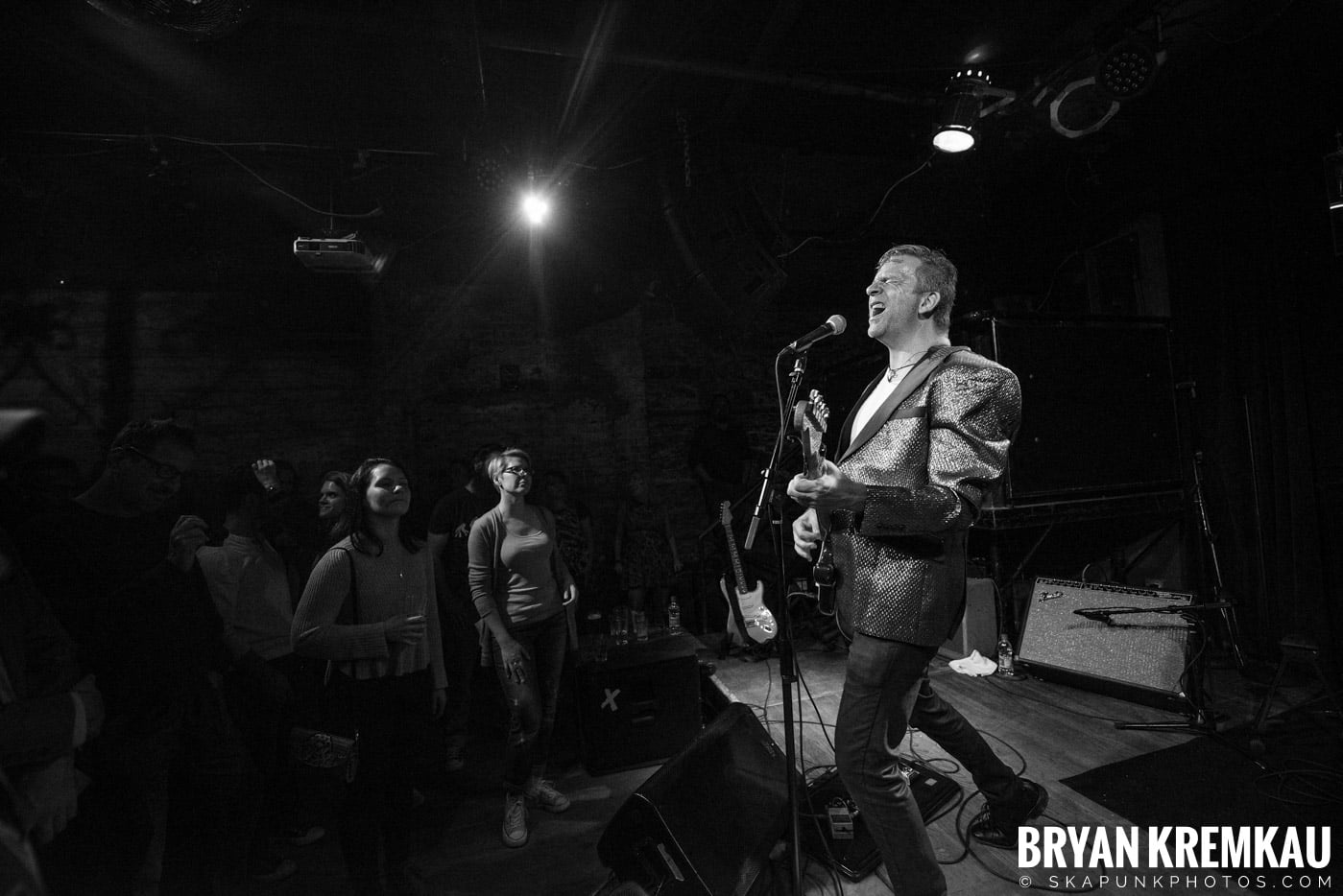 The Push Stars @ The Bowery Electric, NYC - 9.29.17 (25)