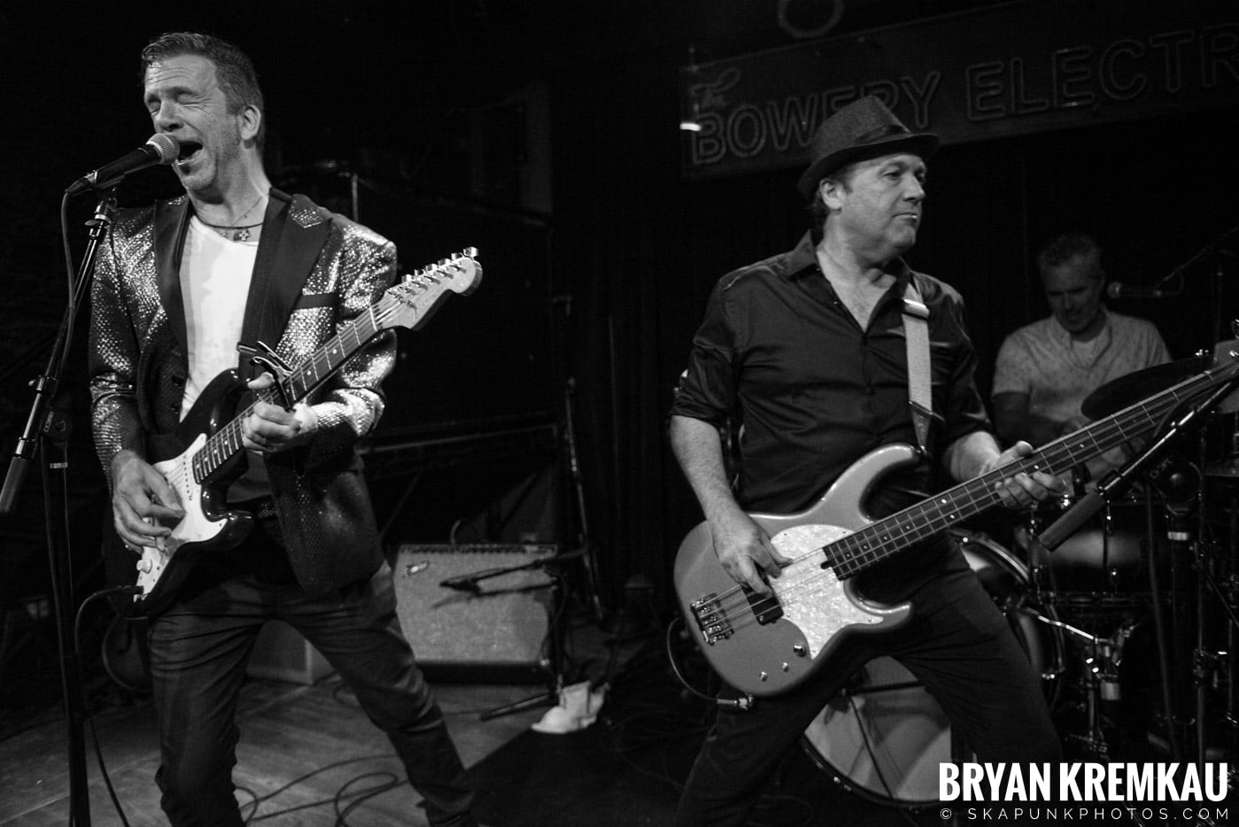 The Push Stars @ The Bowery Electric, NYC - 9.29.17 (22)