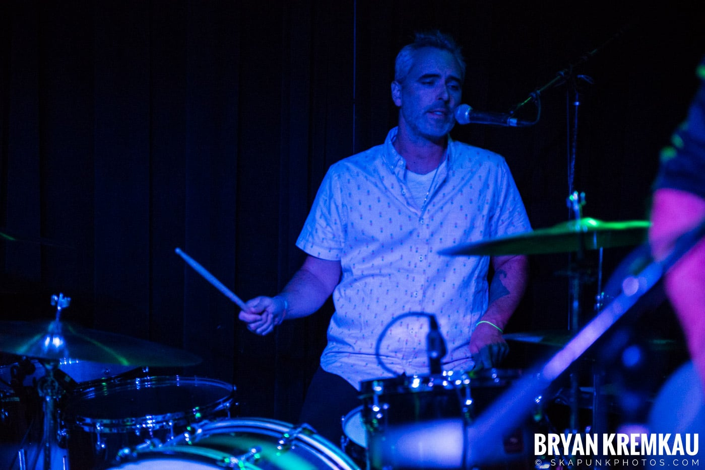 The Push Stars @ The Bowery Electric, NYC - 9.29.17 (21)