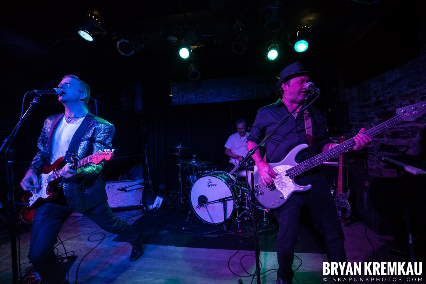 The Push Stars @ The Bowery Electric, NYC - 9.29.17 (15)