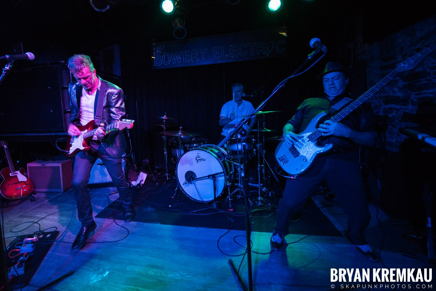 The Push Stars @ The Bowery Electric, NYC - 9.29.17 (13)