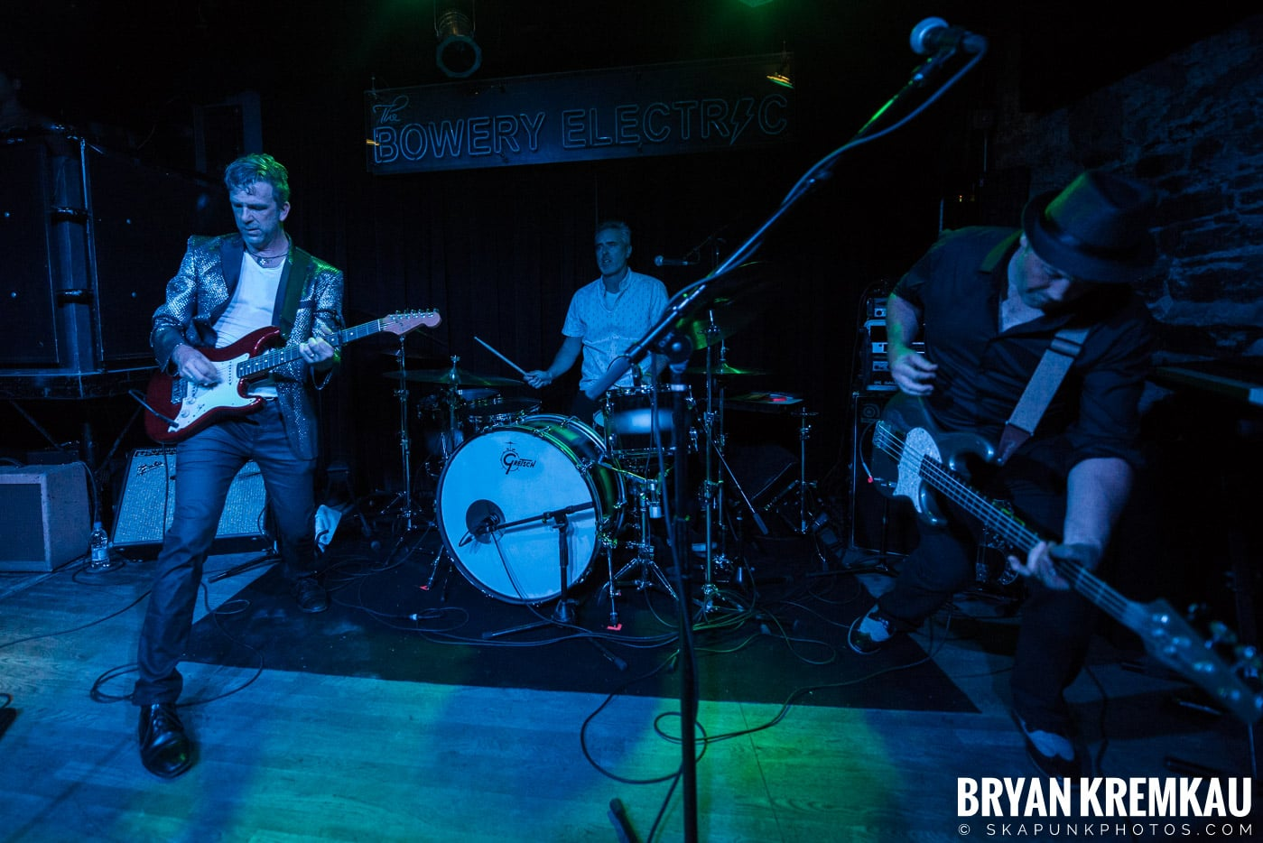 The Push Stars @ The Bowery Electric, NYC - 9.29.17 (11)