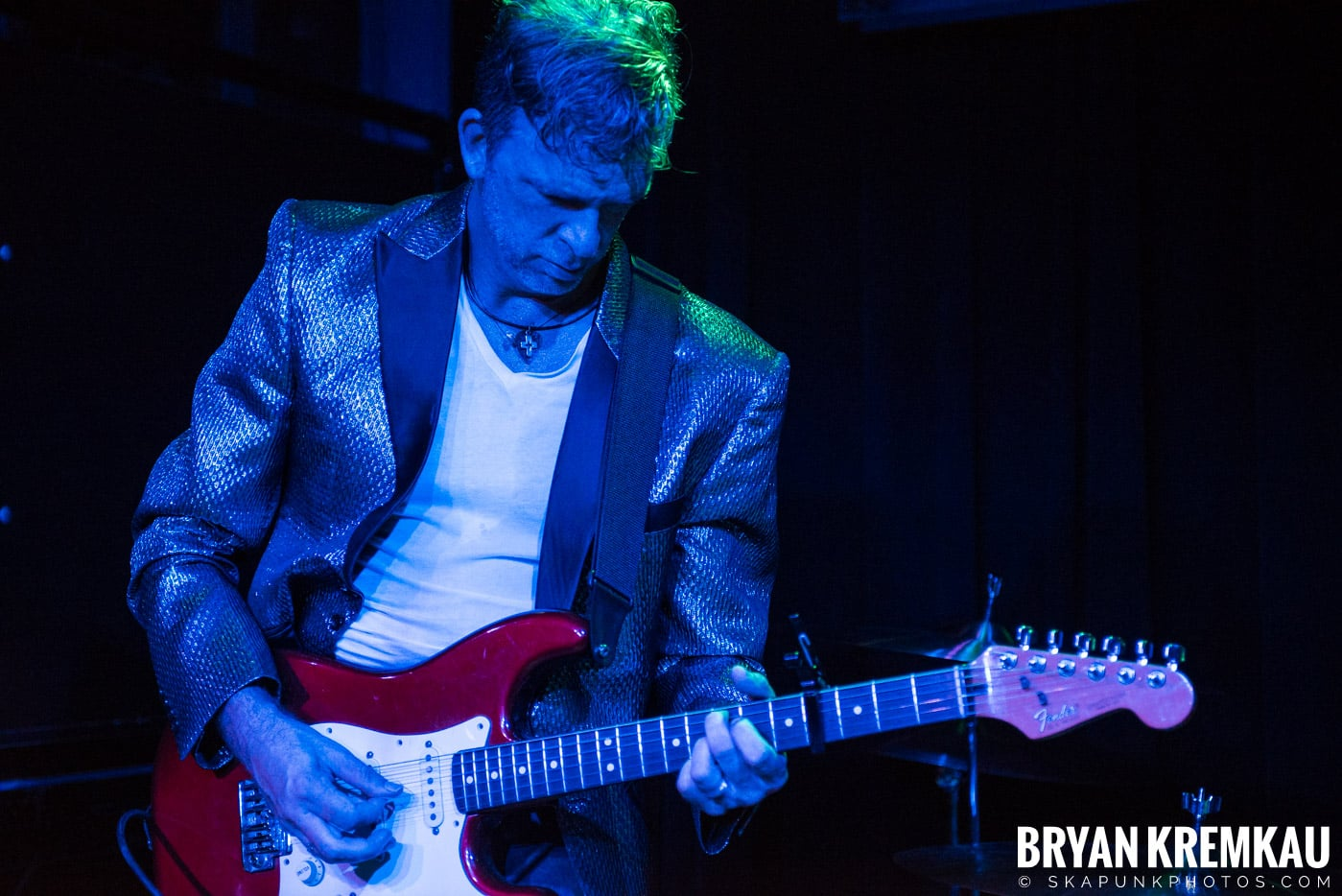 The Push Stars @ The Bowery Electric, NYC - 9.29.17 (10)
