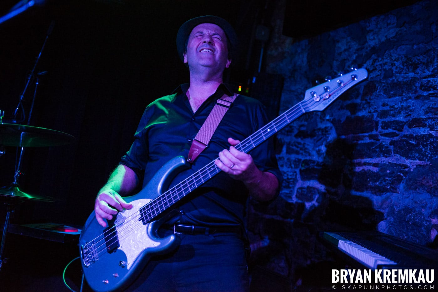 The Push Stars @ The Bowery Electric, NYC - 9.29.17 (8)