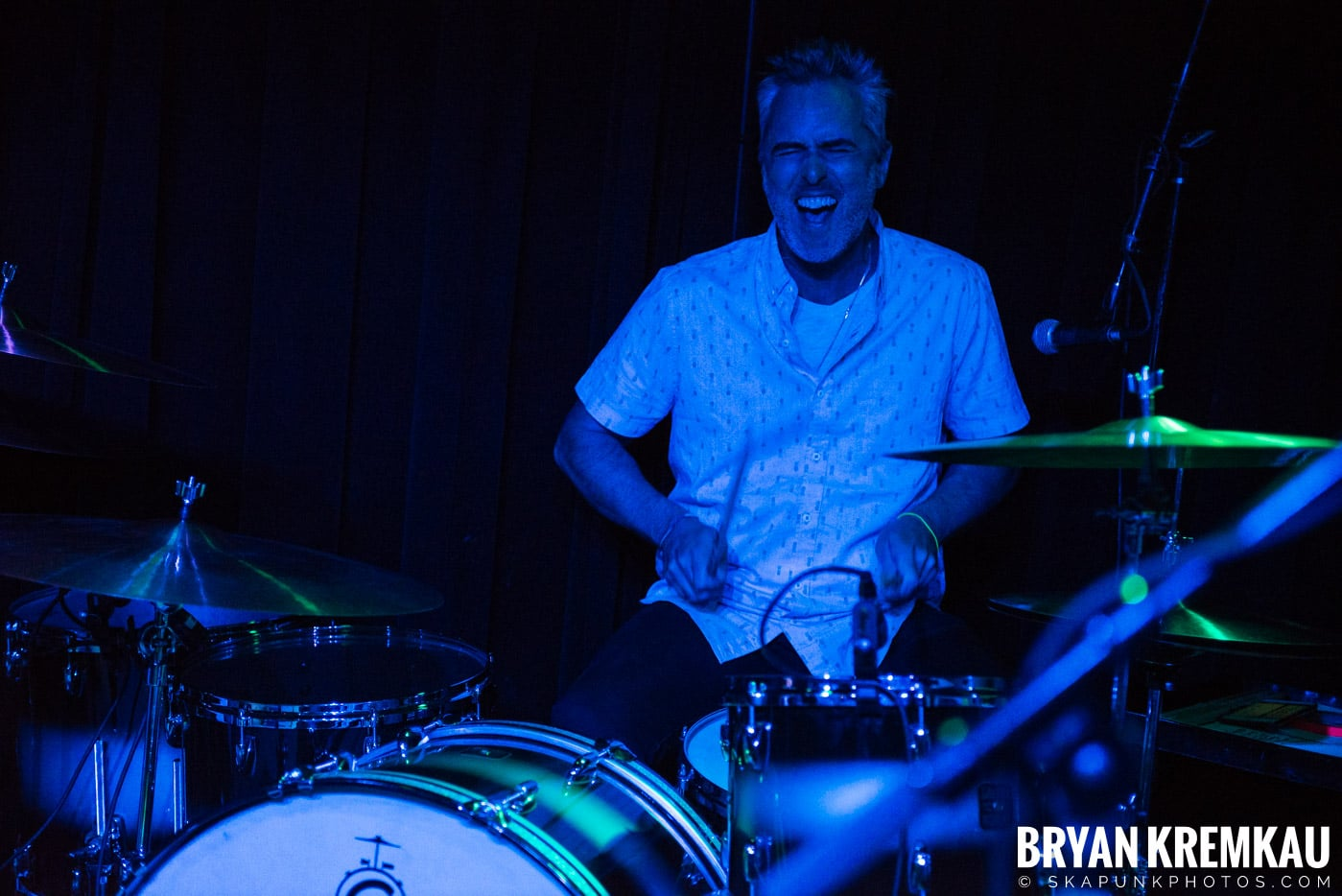 The Push Stars @ The Bowery Electric, NYC - 9.29.17 (6)