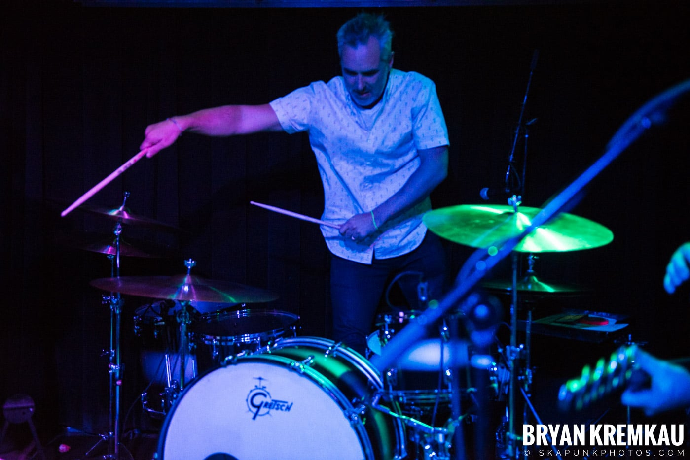 The Push Stars @ The Bowery Electric, NYC - 9.29.17 (4)