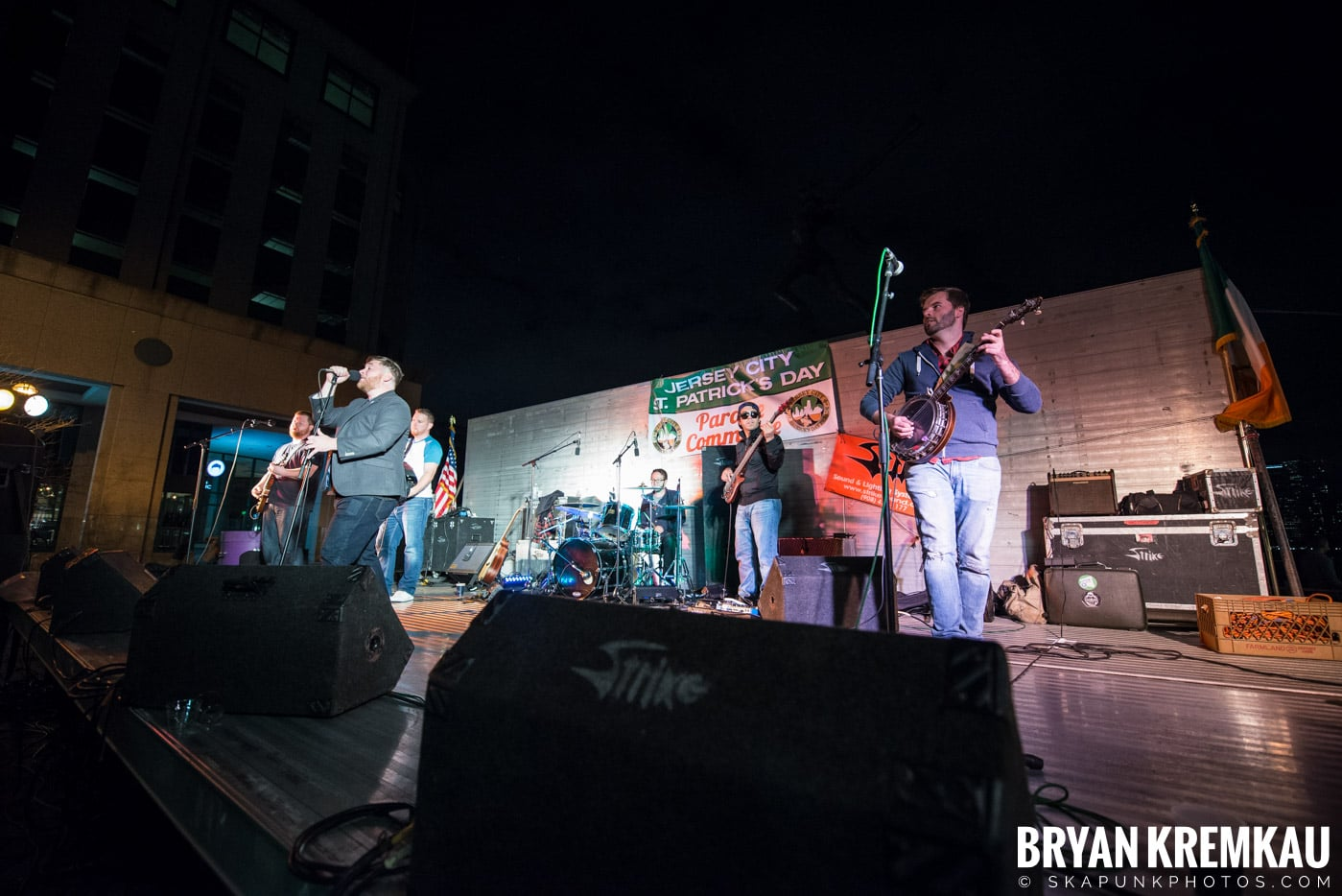 The Narrowbacks @ Jersey City Irish Festival, Jersey City, NJ - 9.30.17 (15)