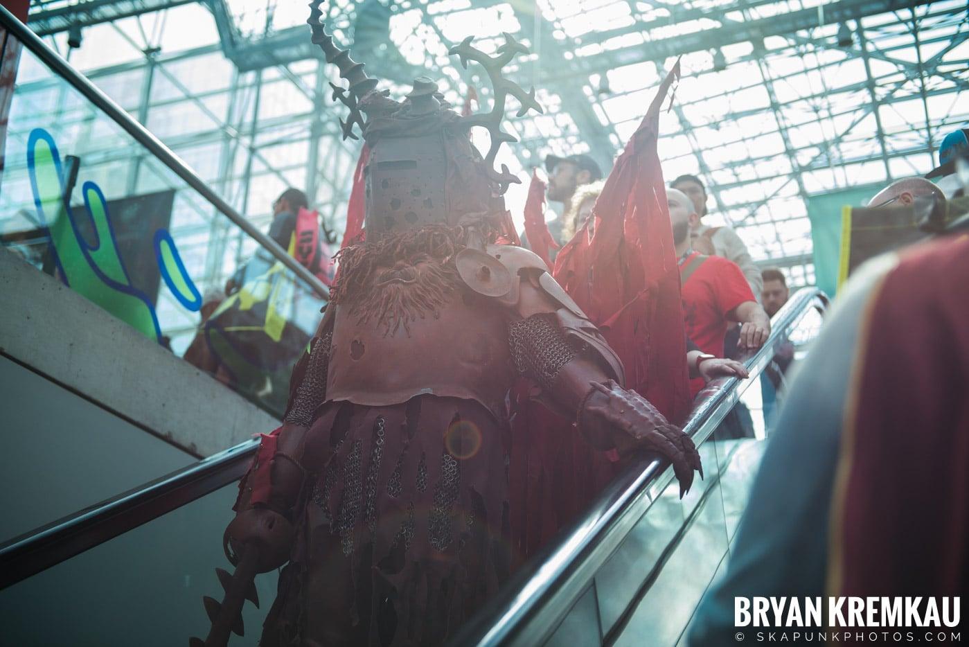 New York Comic Con 2017: Thursday - 10.5.17 (50)