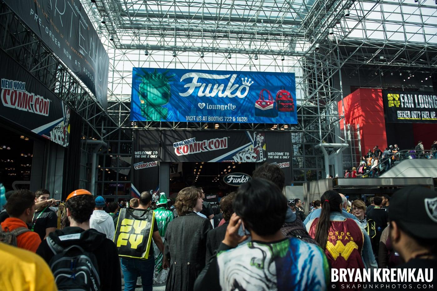 New York Comic Con 2017: Thursday - 10.5.17 (49)